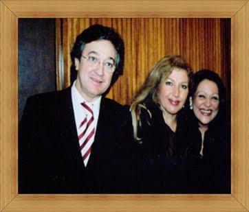Natalino de Jesus, Lenita Gentil e Susana Lopes