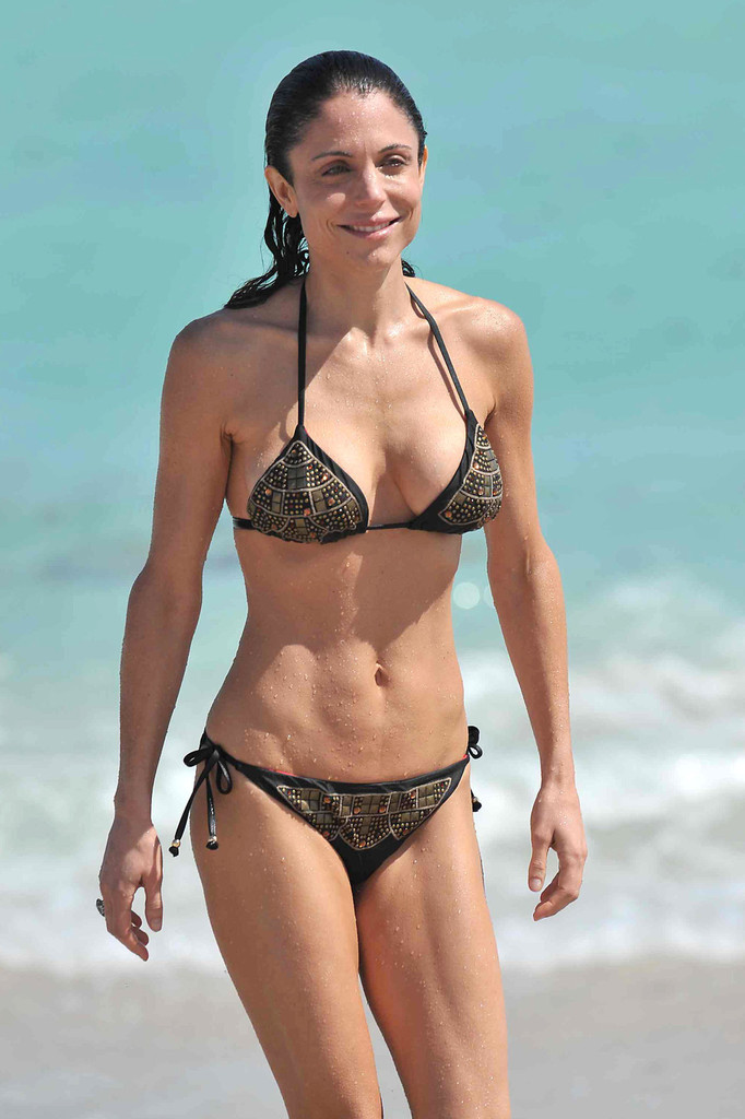 Where Celebrity Are Exposed Bethenny Frankel Looks