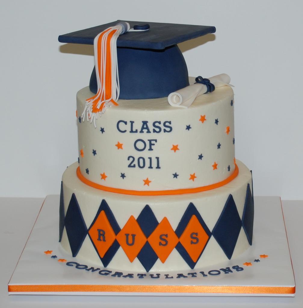 Graduation CakeGraduation Cakes