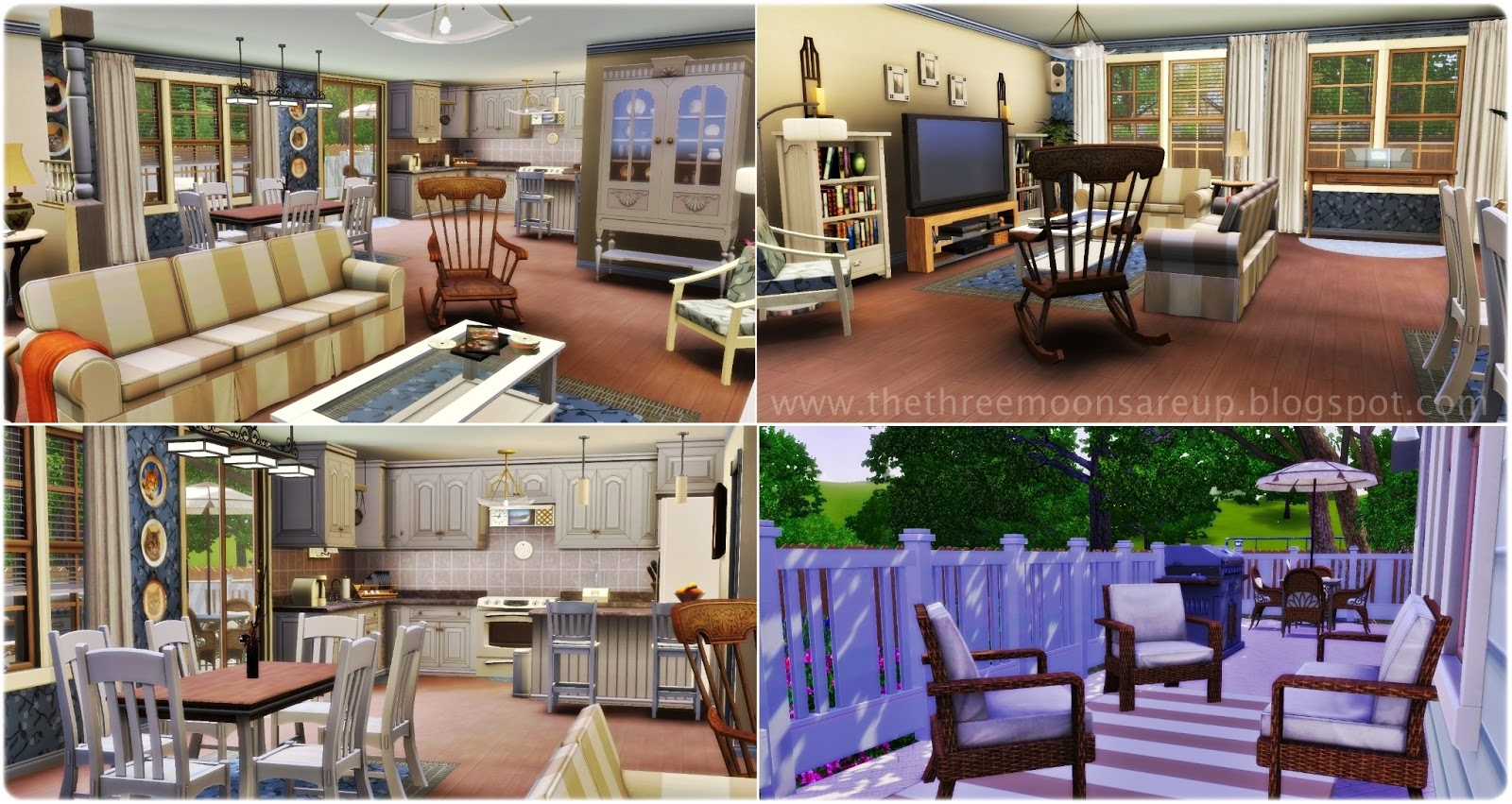 My sims 3 blog sims 3 collage wall decor by michelleab - Download At Home Is Where The Heart Is