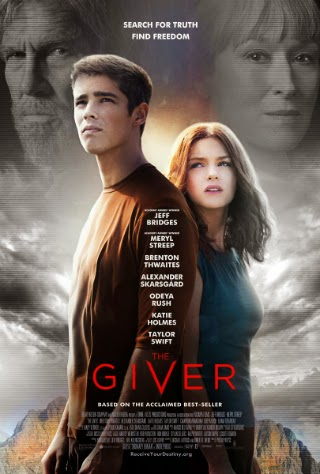The Giver [2014] [DVD5] [Latino]