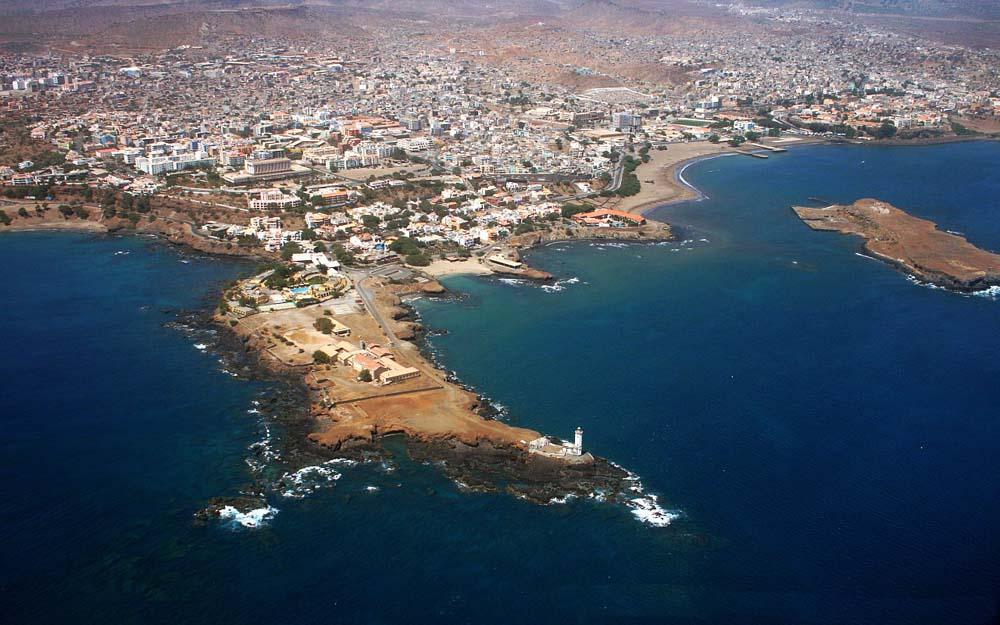 Fotos De Praia     Cabo Verde