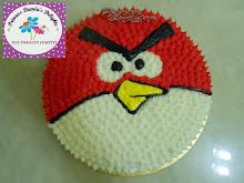 ANGRY BIRD CAKE (RM60)