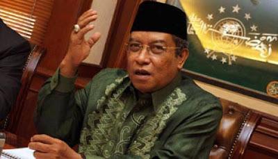 Ketua PBNU Said Aqil Siradj JIL profil Said Aqil Siradj berita JIL