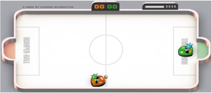 Ball Game : Bumper Ball