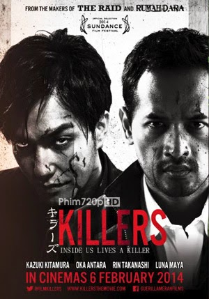 Killers 2014 poster