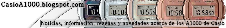 Casio A1000