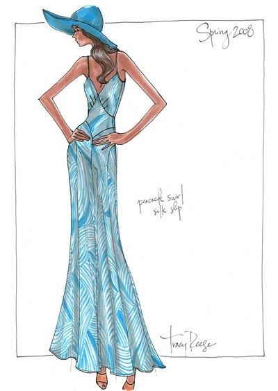 fashion design sketches 2010 dress designs sketches