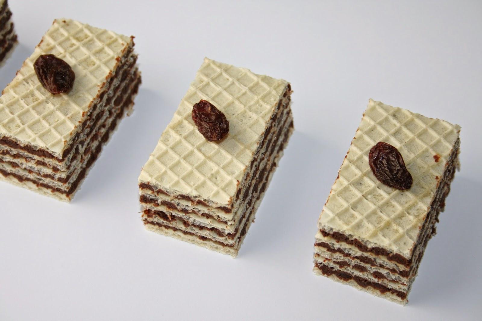 wafel kakaowy