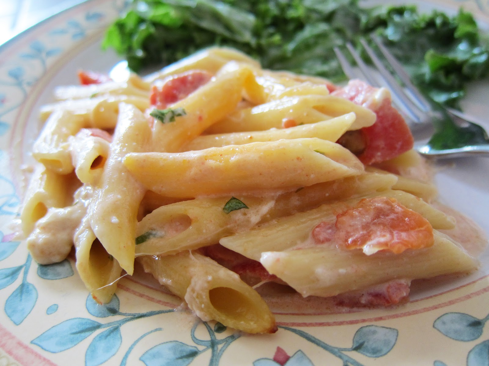 Bloatal Recall: Al Forno's Penne with Tomato, Cream & Five Cheeses