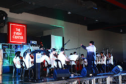 The Angono Chamber Orchestra under the baton of UP Prof. Agripino Diestro