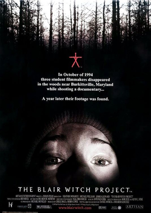 Dự Án Phù Thuỷ - The Blair Witch Project