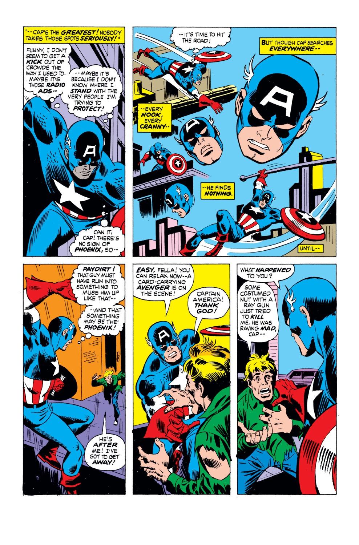 Captain America (1968) Issue #168 #82 - English 10