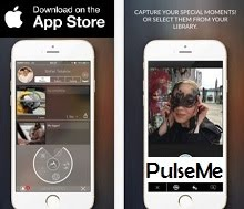 iOS App of the Month - PulseMe