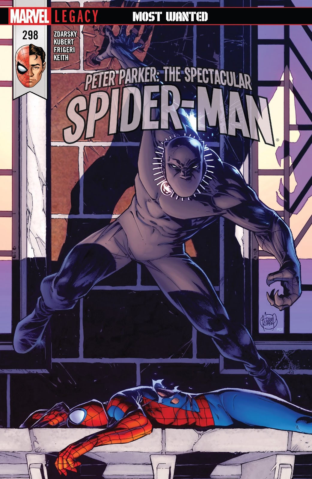 Peter Parker: The Spectacular Spider-Man issue 298 - Page 1