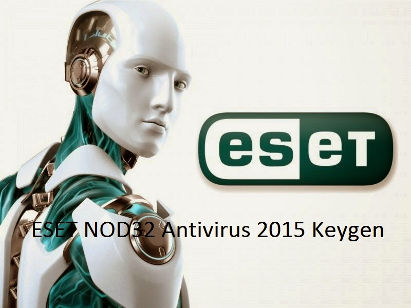 ESET NOD32 Antivirus 2015 Keygen Patch Serial Key