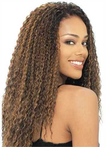 ebony brunette with long curly hair is enjoying interracial sex  376313