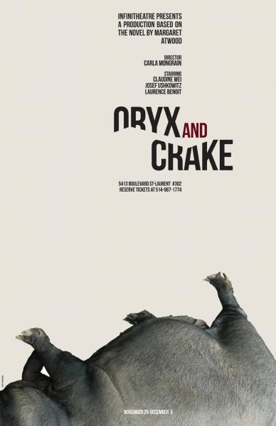 Oryx and crake movie