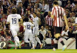 Ronaldo Dua Gol, Madrid Bungkam Bilbao 3-0
