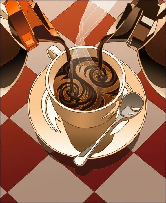 Bon Bon Coffee Chocolate Cake