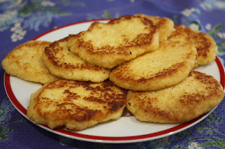 Cheesy Cauliflower Pancakes from Best of Long Island and Central Florida