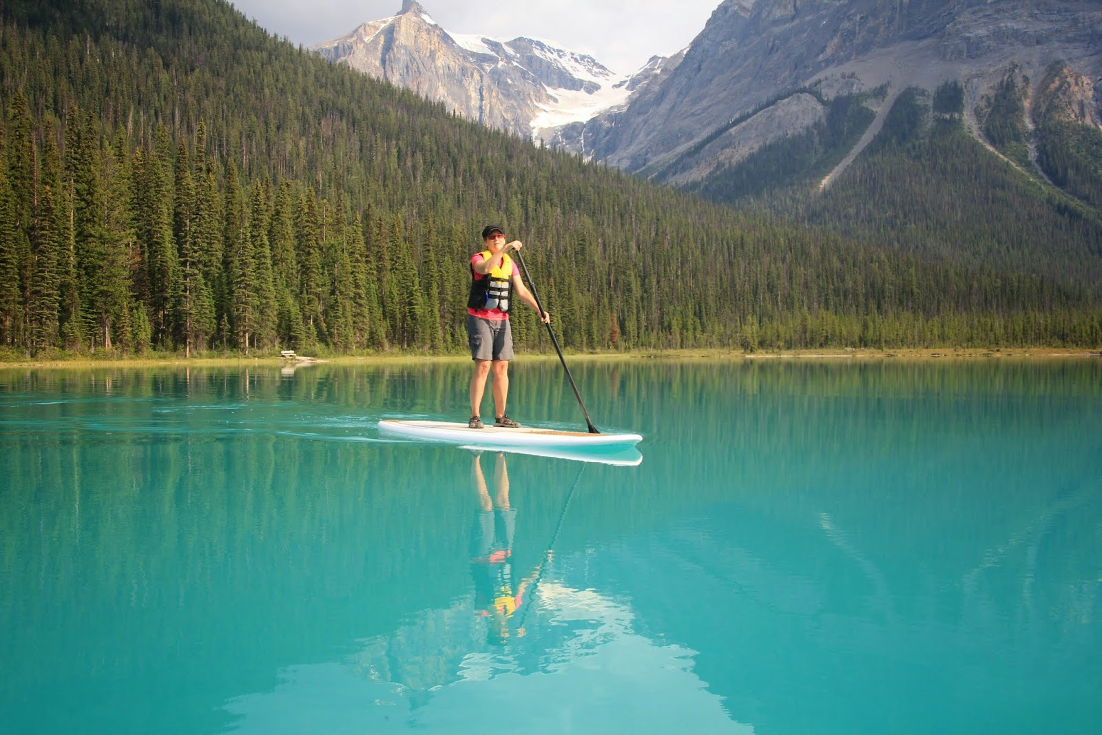 Family Adventures In The Canadian Rockies Banff To Jasper Camping In The National Parks