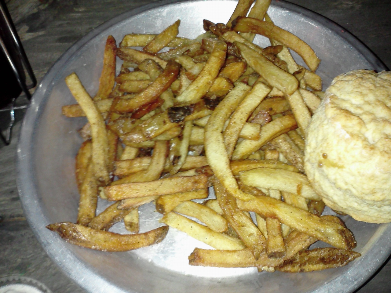 Chicken Scratch French Fries