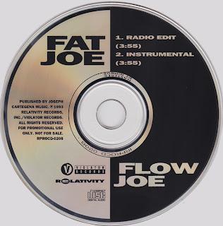 Fat Joe – Flow Joe (Promo CDS) (1993) (192 kbps)
