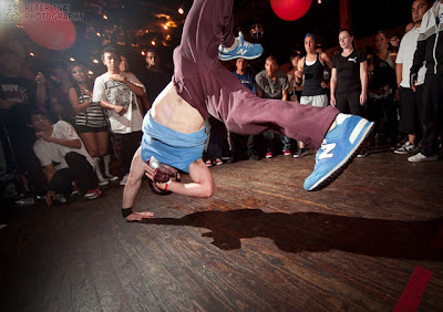 danse hip hop - dance break