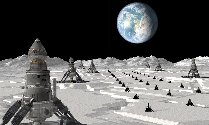 the base on moon by 2020 - photo #18