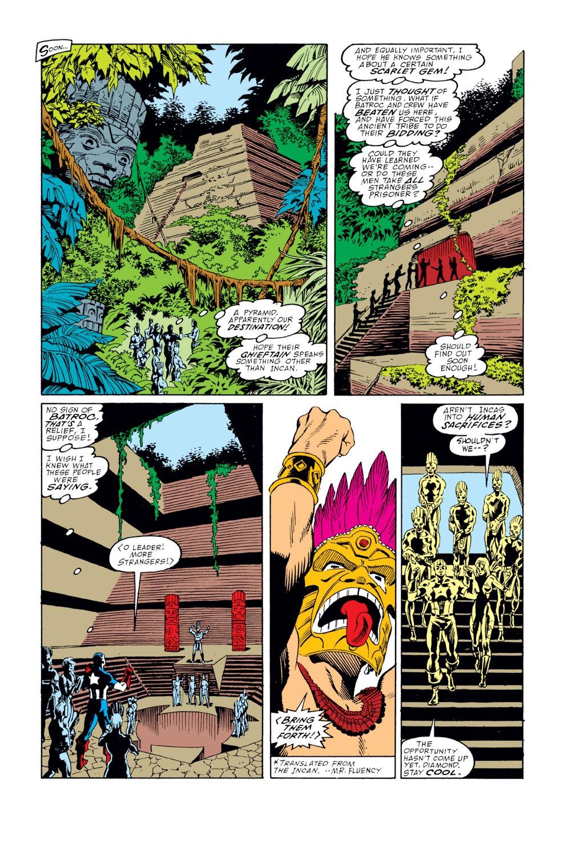 Captain America (1968) Issue #358 #291 - English 17