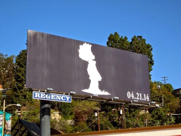 Boondocks Huey silhouette season 4 teaser billboard