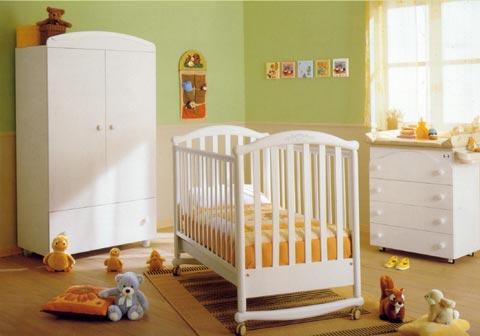 Imbiancare casa idee idee per imbiancare e decorare la for Idee pareti cameretta neonato