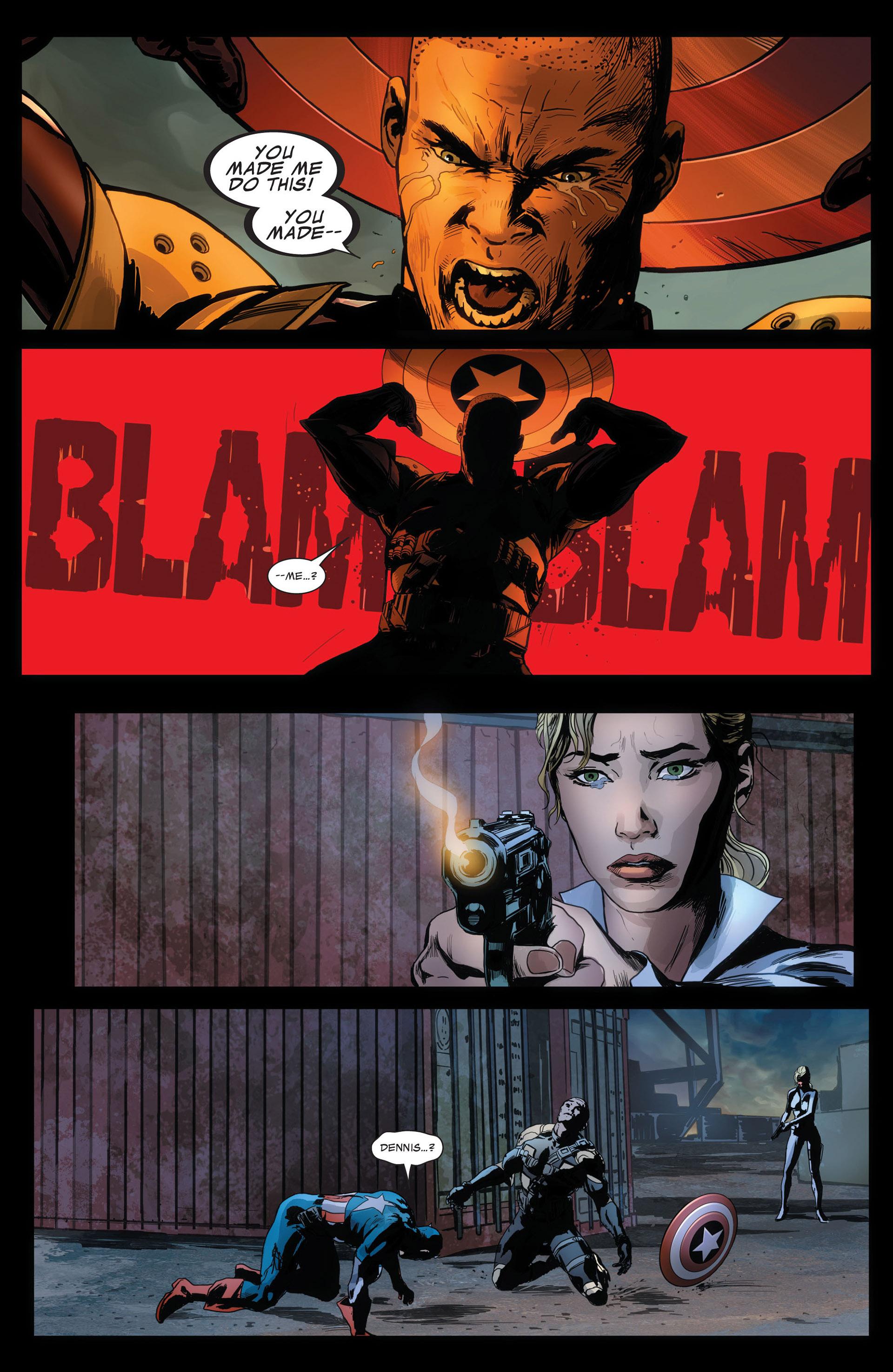 Captain America (2011) Issue #14 #14 - English 17