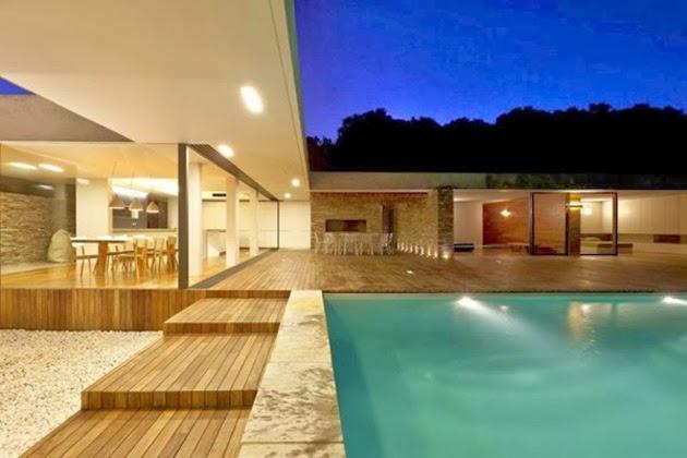 Plane House arquitectura en Grecia 5