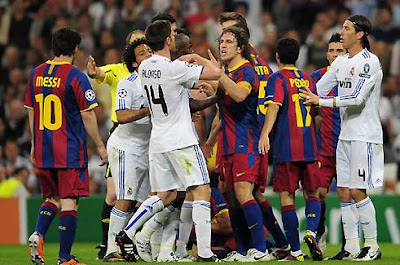 real madrid vs barcelona champions league 2011 fotos