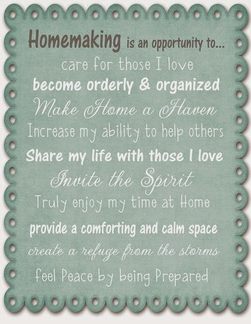 Homemaking Love