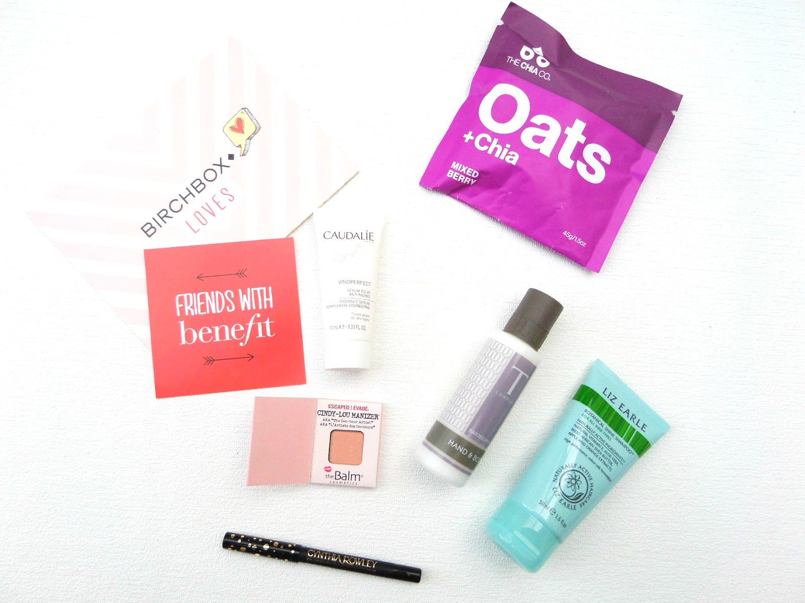 February 2015 Birchbox | Love Is In The Air Review & Inside