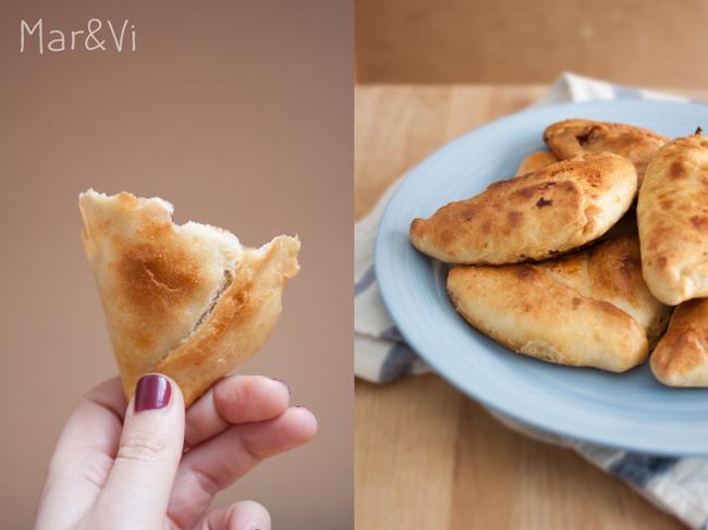 receta casera para preparar Empanadas chilenas