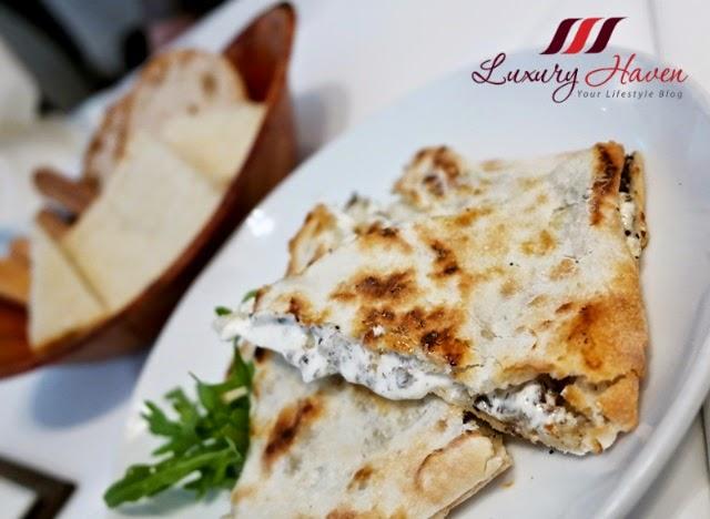 etna italian pizza crust mascarpone cheese truffles review