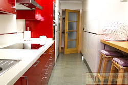 Piso de tres dormitorios en venta en Monelos, garaje. 240.000€