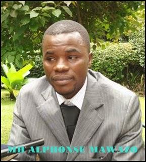 KAMANDA ALPHONSE MAWAZO