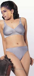 Madhuri Dixit In Awesome Gray Bikini
