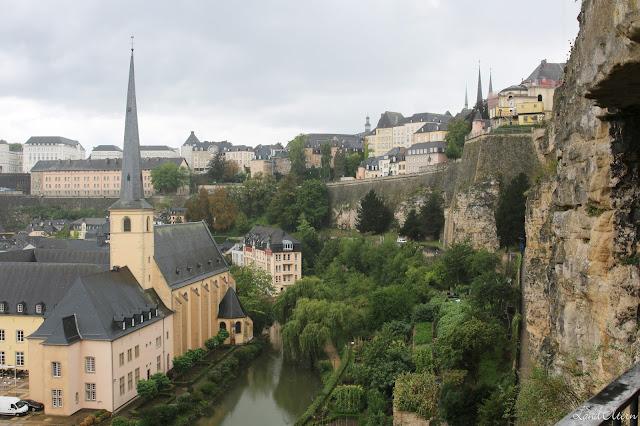 Stadtlandeltern - Luxembourg - Stadt - Kasematten - Grund