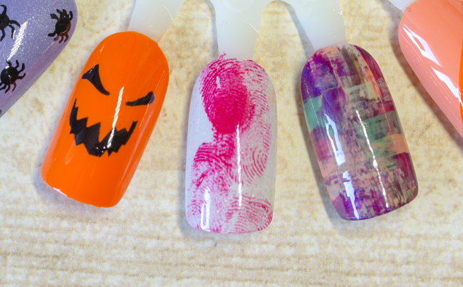 my halloween nail art essentials