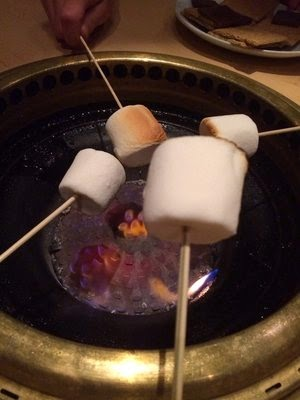 Gyu-Kaku, Tustin, Huntington Beach, the local list, the local list oc, oc food blogs, food blogs, foodies, oc foodies, things to do in OC, orange county, bbq, barbecue, smores, pitchers, beers, happy hour, grilling, grills, group dinners, family dinner, Japanese