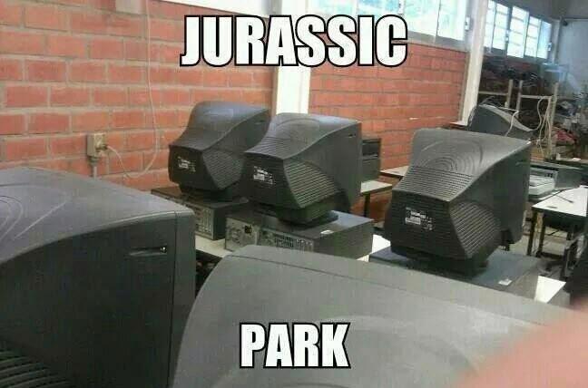 Jurassic Park en la vida real