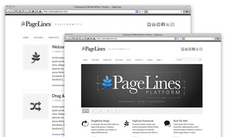 Platform Pro Wordpress Theme Free Download by Pagelines.