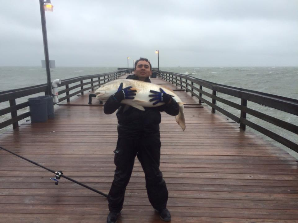 lynnhaven fishing pier fishing report for fri oct 2nd