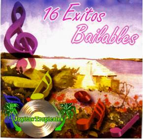 Joyitas tropicales 16 exitos bailables varios for Jardin prohibido salsa